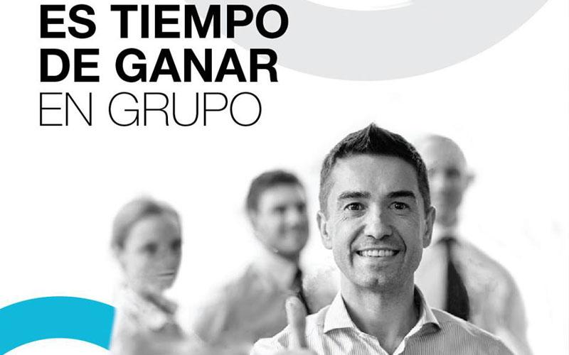 21-11-2017 Cena de presentación Grupo GEA Perú